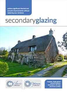 Secondary glazing brochure thumb