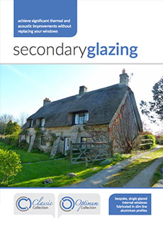 Secondary glazing brochure thumb