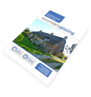 Secondary glazing brochures