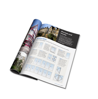 Incarnation secondary glazing brochure